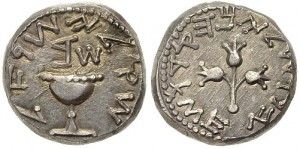 The half shekel 30 AD