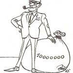 Банкир — это хороший парень, который с удовольствием предложит Вам зонт в ясный солнечный день