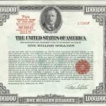 Потеря стоимости доллара в долгосрочном периоде