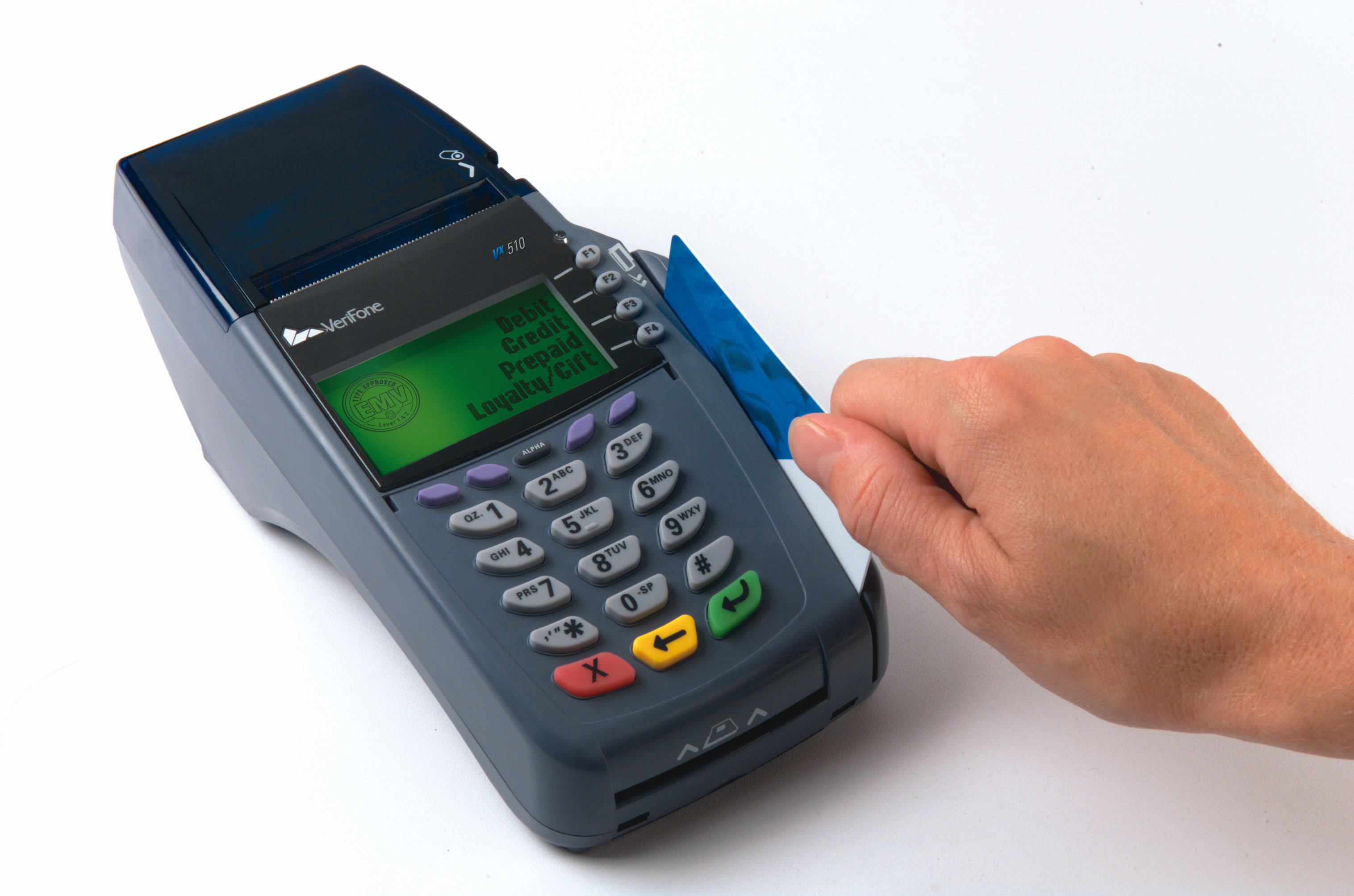 Credit Card machine 1