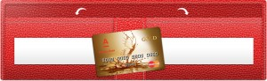 Alfa bank Golden credit card